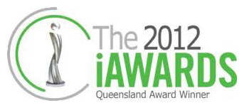 2012 iAwards - Queensland Category Winner